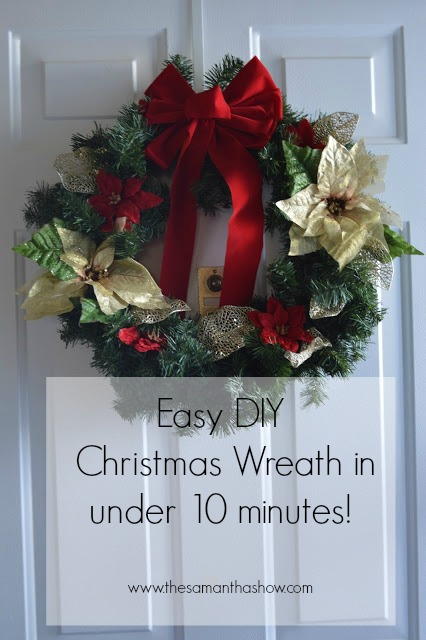 easy_diy_christmas_wreath