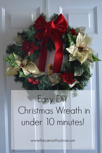 easy_diy_christmas_wreath