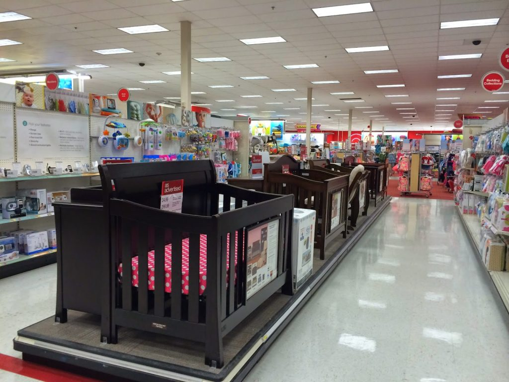 Life and style blogger, The Samantha Show, teaches you how to create a baby registry at Target, with an aisle by aisle breakdown.