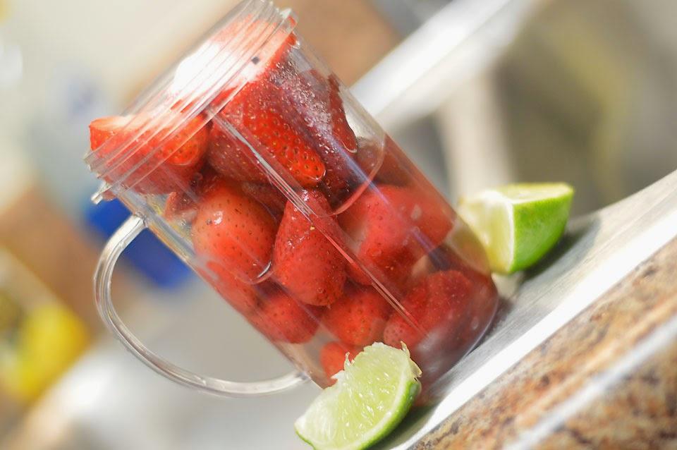 healthy daiquiri #SweetNLowStars