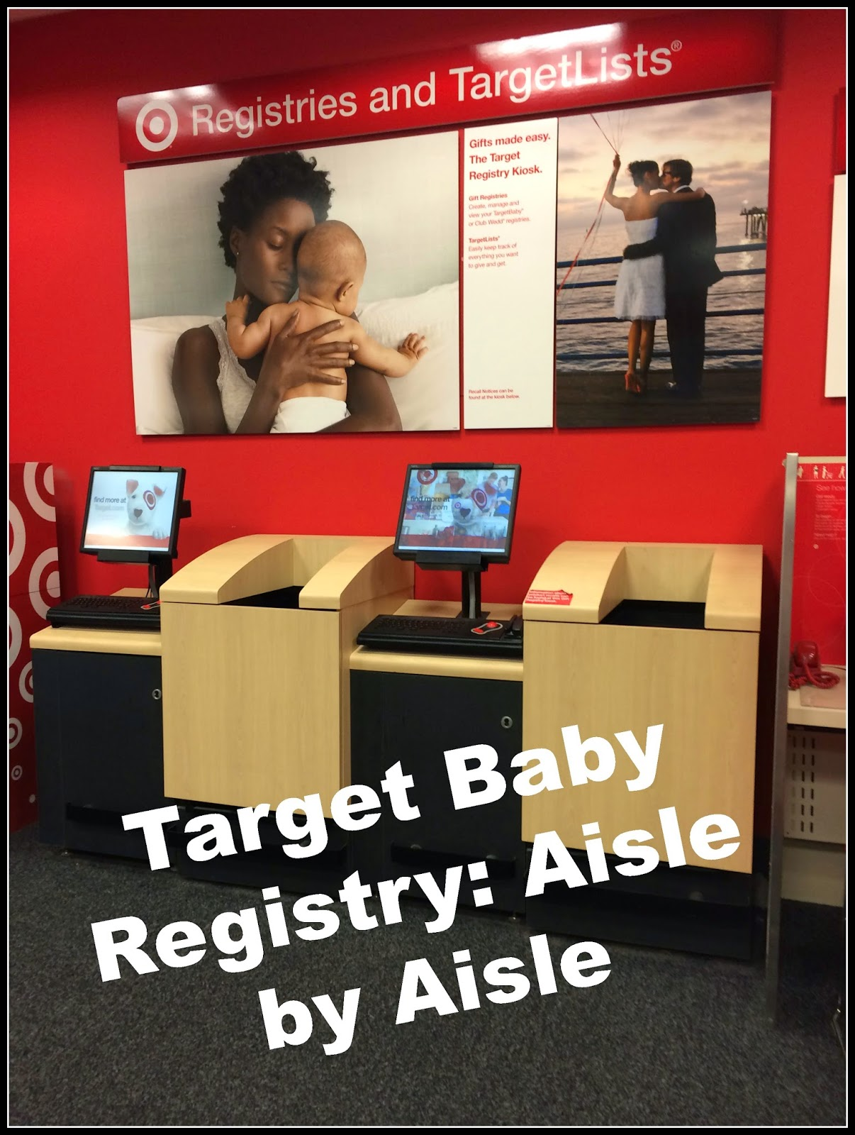 How to create a baby registry at Target; aisle by aisle ...