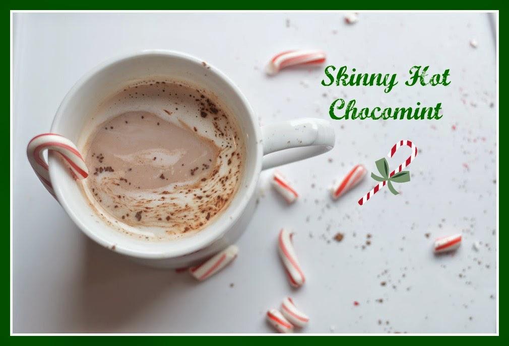 skinny hot chocomint