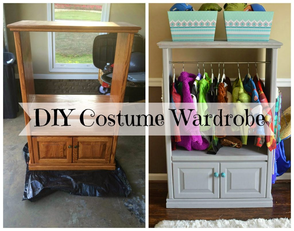 Picture of: Diy Costume Wardrobe The Samantha Show A Cleveland Life Style Blog