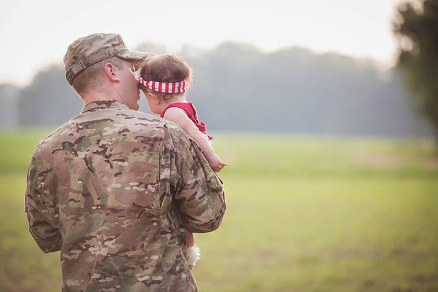Spouse deploying? Here are some tips to navigating motherhood when your spouse is deployed.