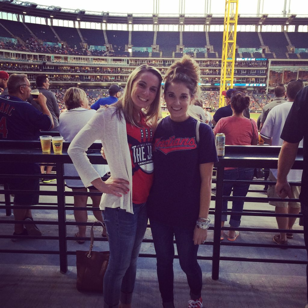 cleveland indians game