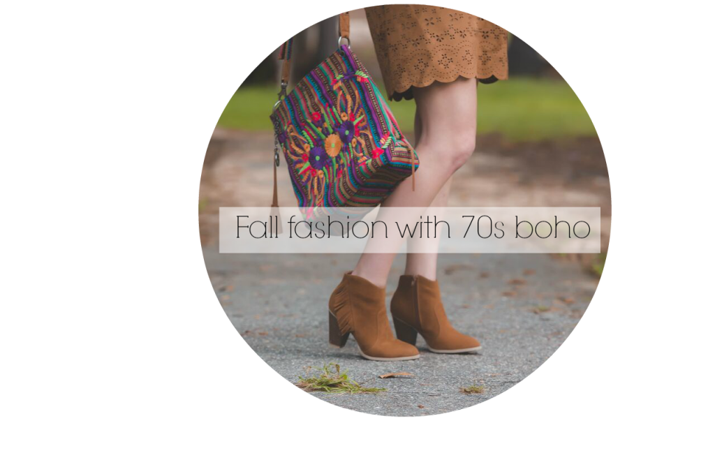 Click through to see an entire boho outfit from Burlington for less than $100.
