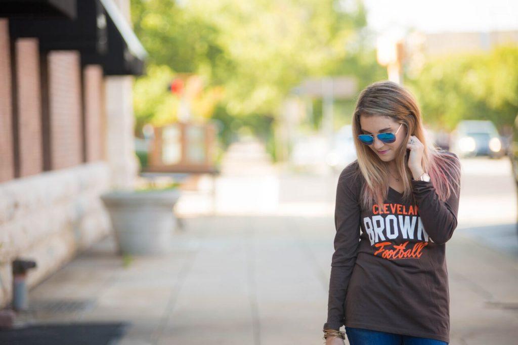 cleveland browns fashion
