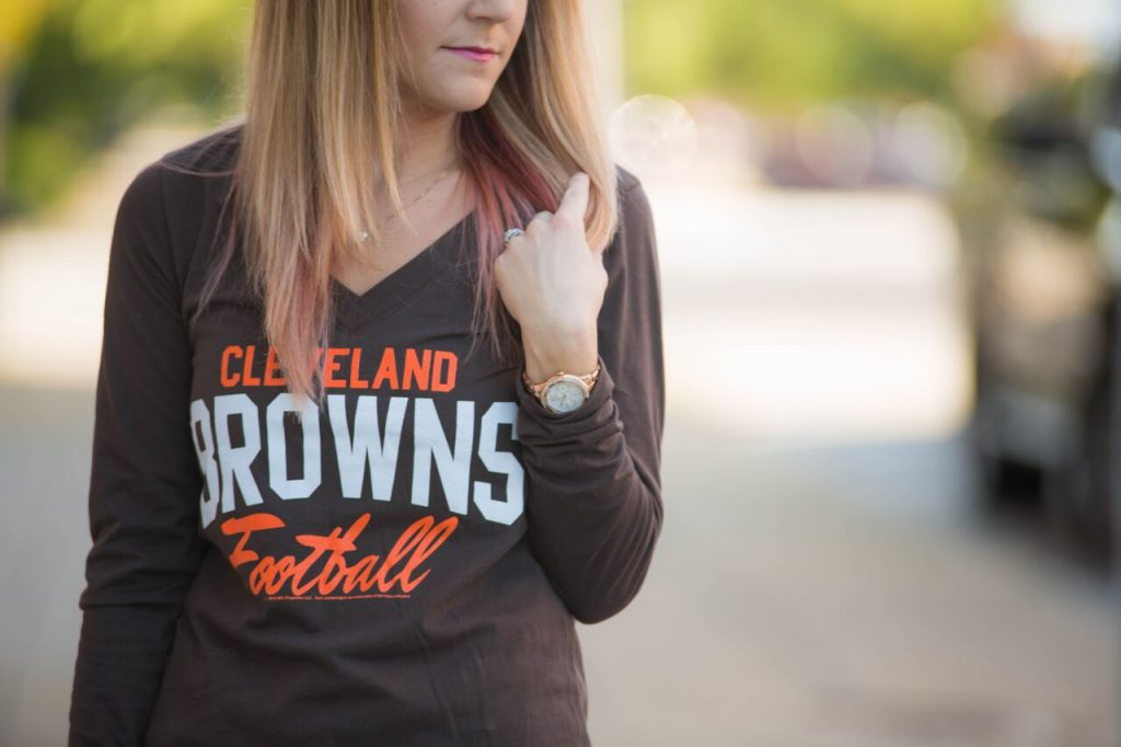 cleveland browns fashion