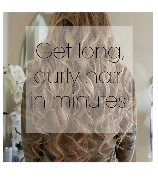 get_long_curly_hair_in_minutes