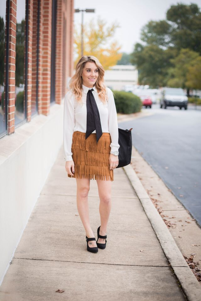 Mixing fringe and the minimalist trend