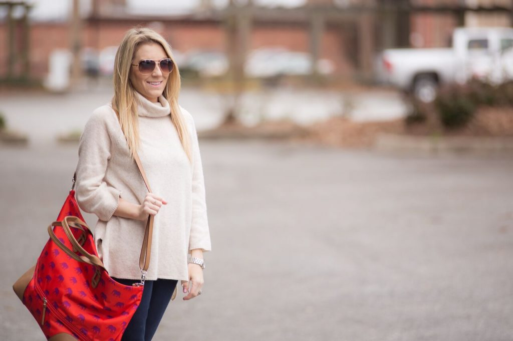 Stella and Dot weekender bags