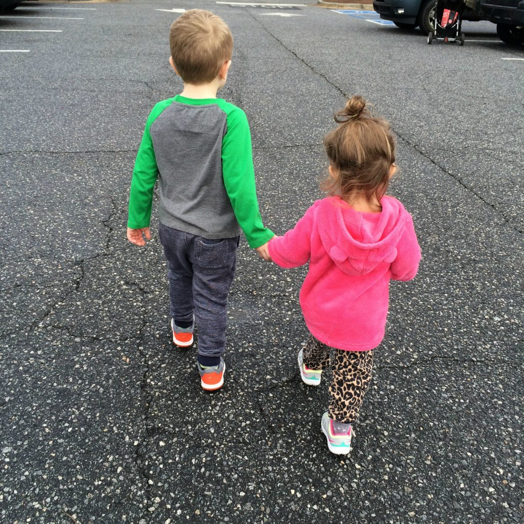 why I don't share many pictures of my kids on my blog