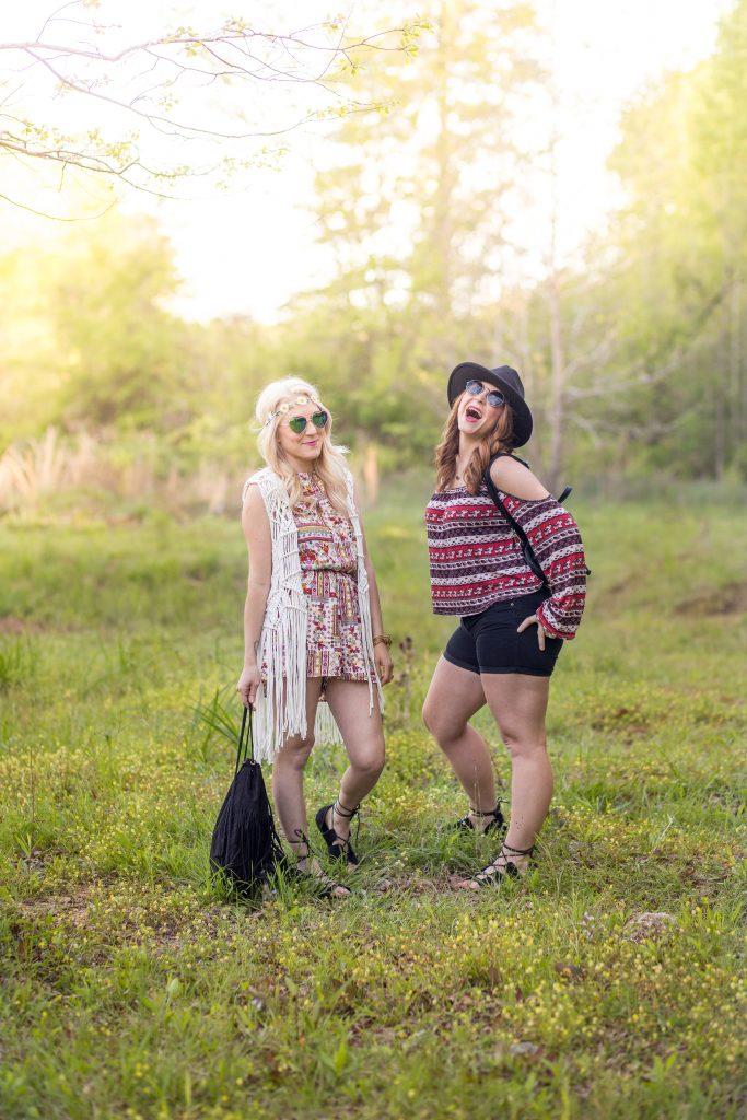 Hippie vibes- H&M Coachella collection