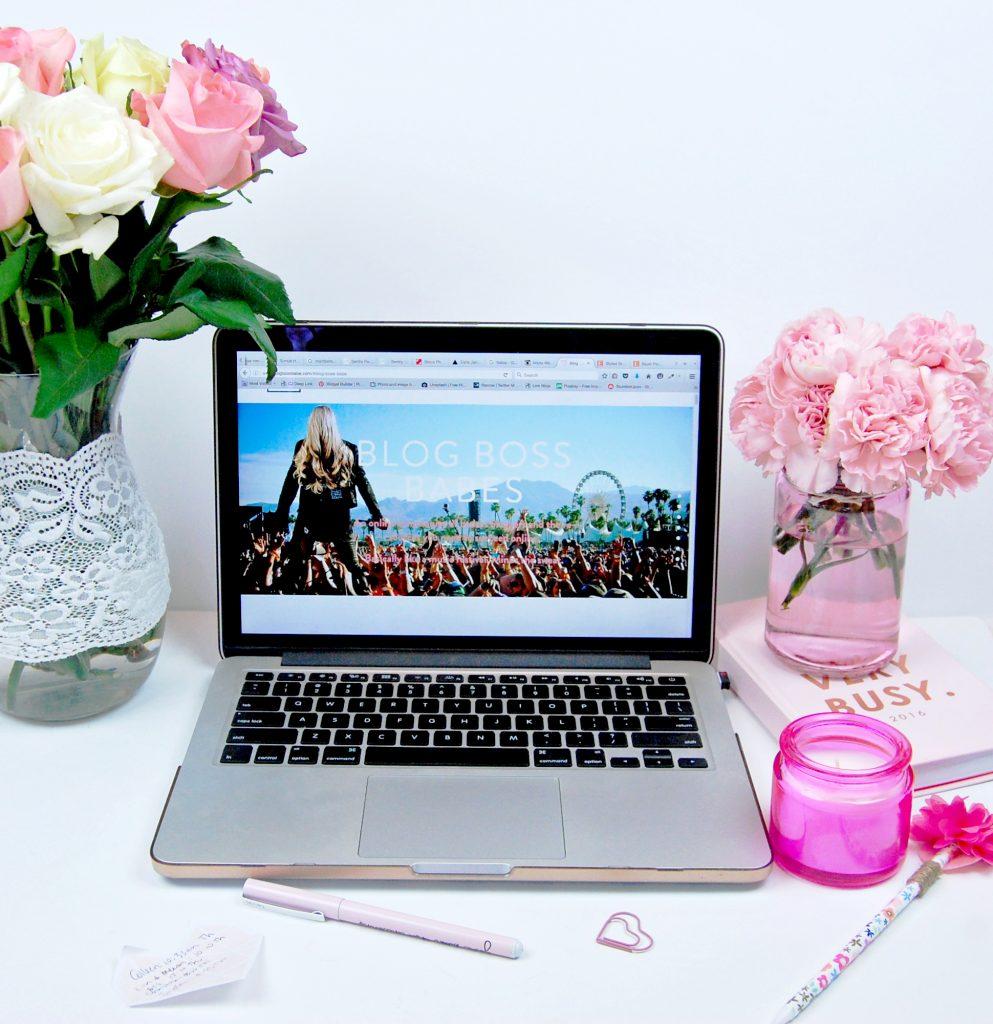 blog boss babe community for bloggers