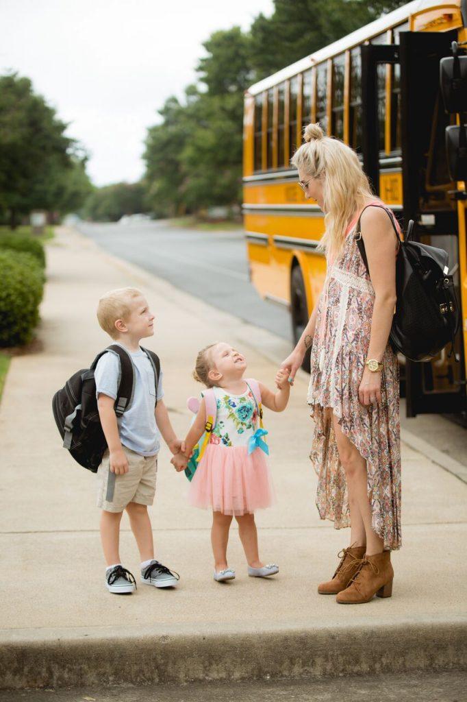 Establishing a back-to-school routine for preschoolers