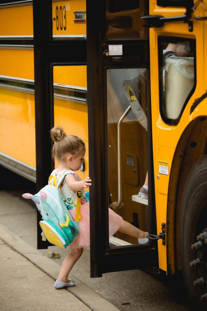 Establishing a back-to-school routine for preschoolers