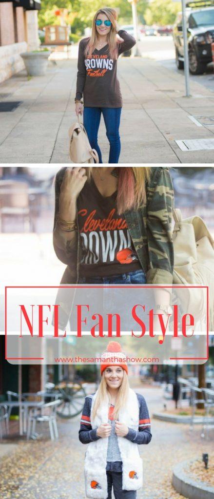 NFL Fan Style