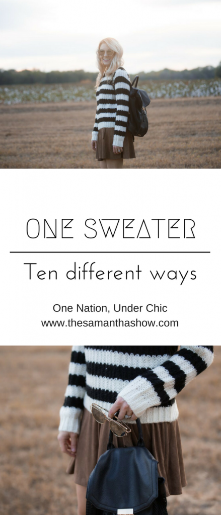 one-sweater