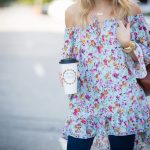 Fall florals + Pink Blush Giveaway