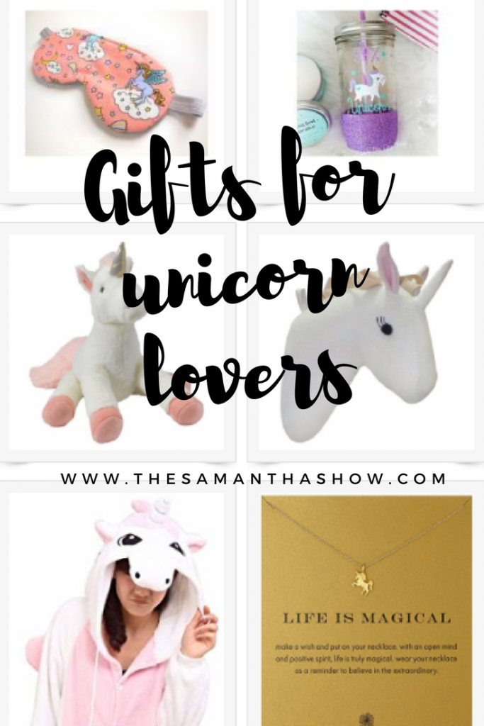 Do you have a friend who is obsessed with unicorns? Maybe it's you! Check out these magical gifts for unicorn lovers.
