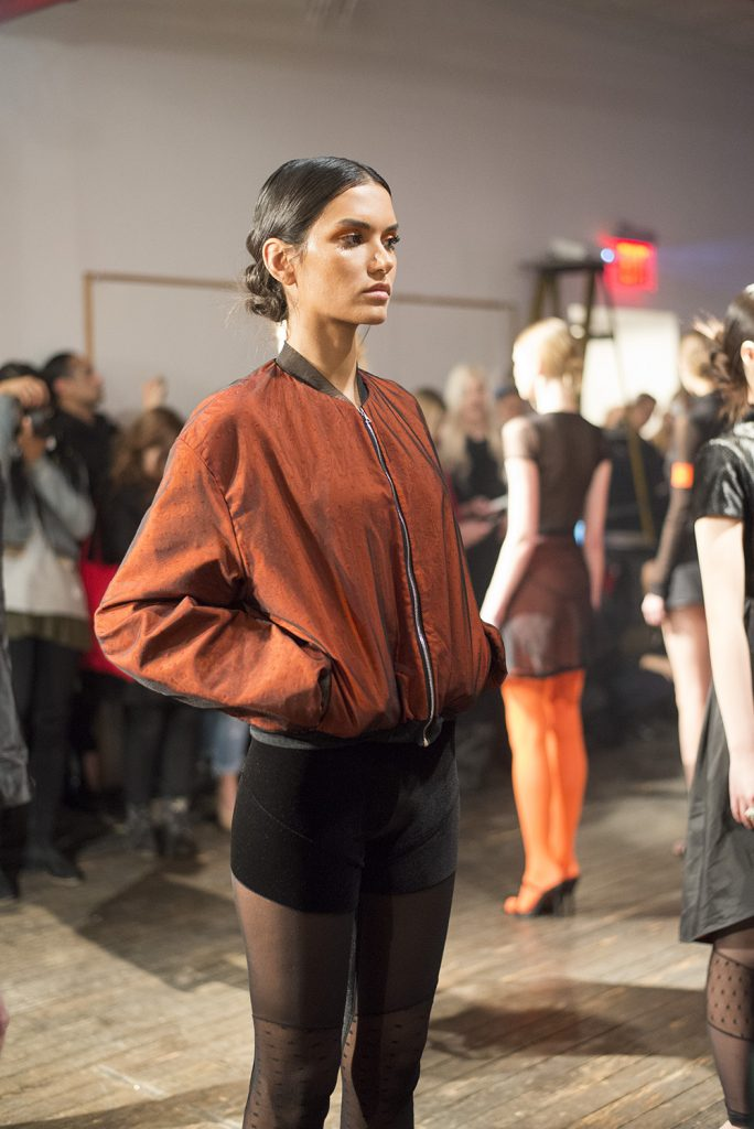 Katie Gallagher Presentation, New York Fashion Week February 2017.