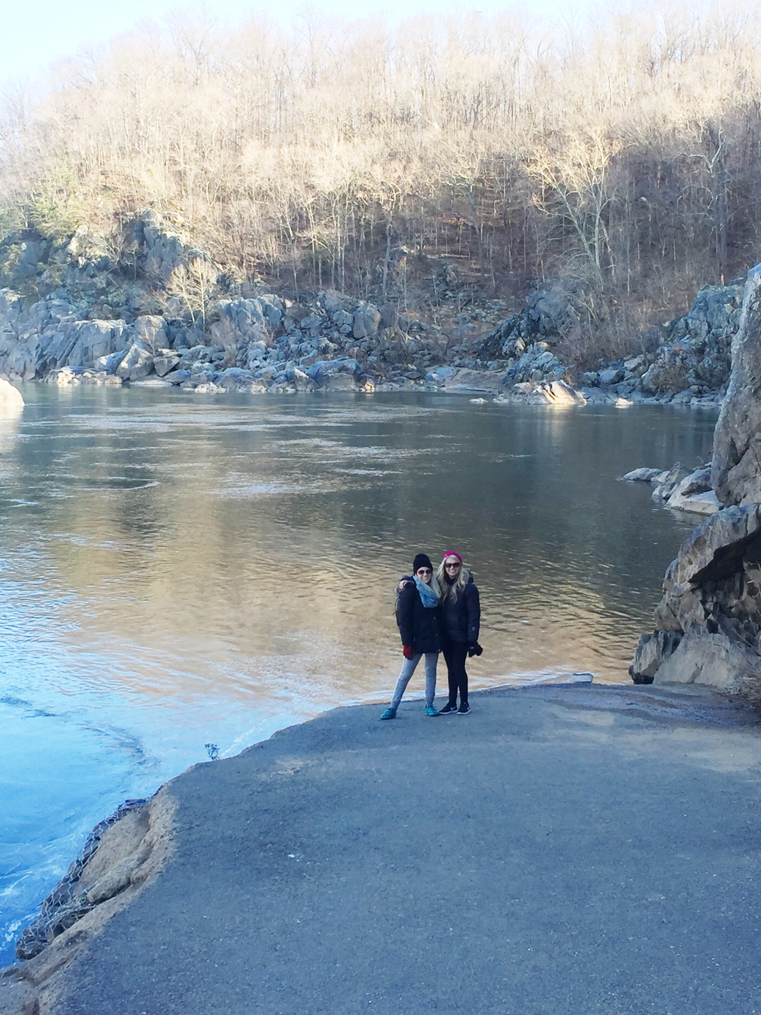 Staycation in Washington, D.C.- Great Falls Park