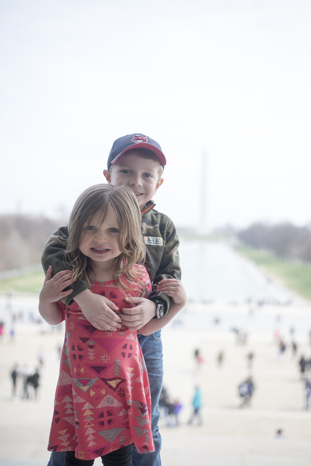 Since moving to Washington, D.C. I've picked up some tips and tricks on how to successfully travel with kids to the National Mall.