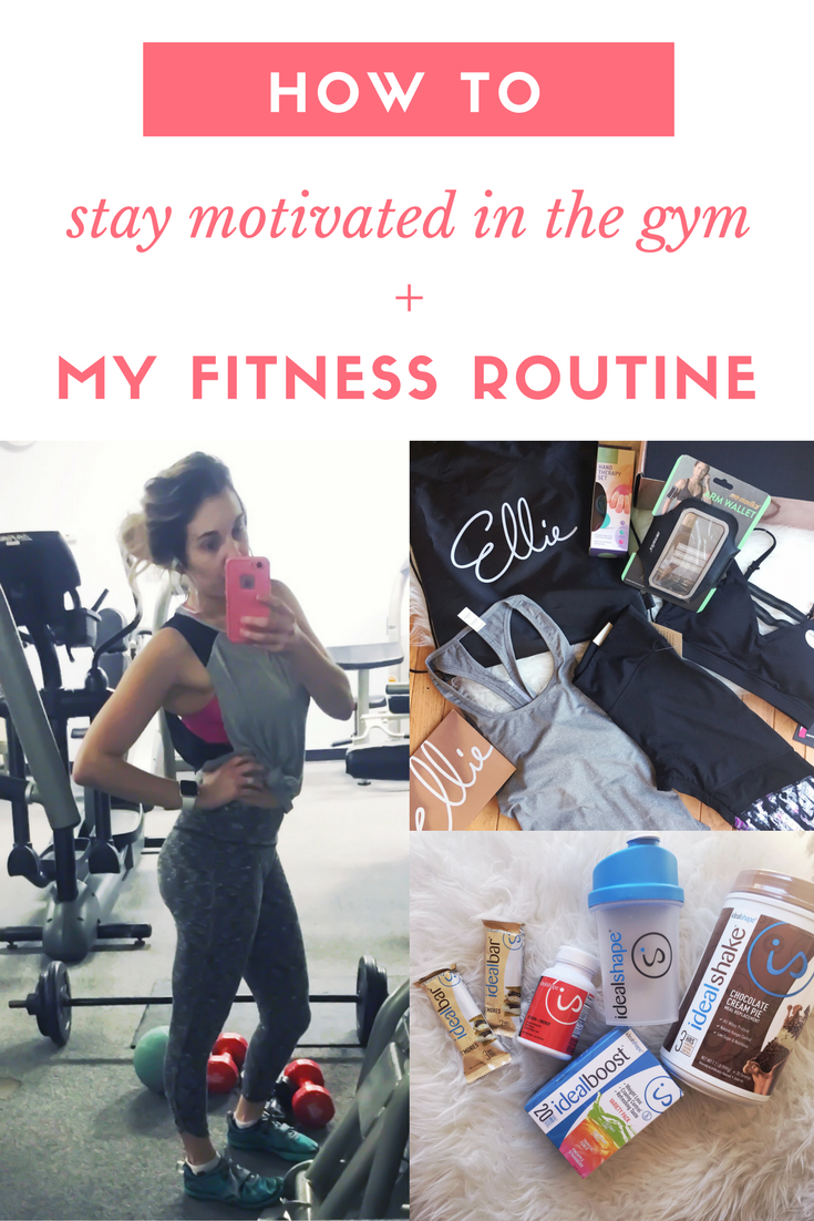 My fitness routine; what I eat, what I do, how I stay motivated!