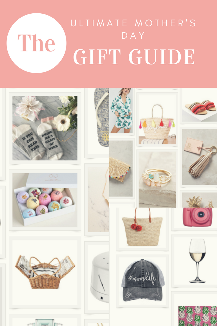 The ULTIMATE Mother's Day gift guide- 50+ gifts and ideas