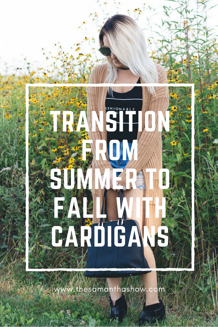 transitioning from summer to fall with cardigans (1)