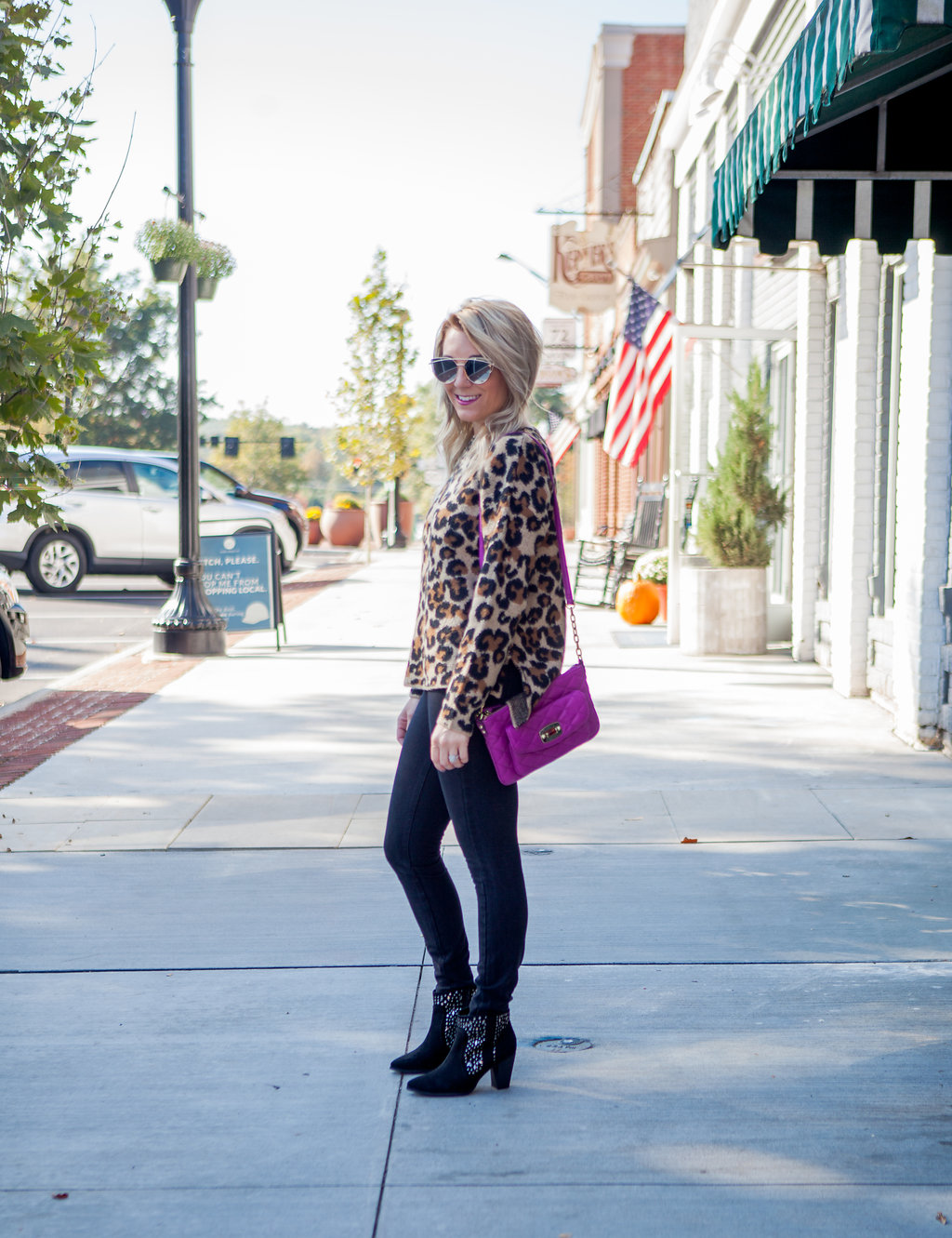 Not sure how to rock a leopard print for fall? I've got you covered! Tips + a few of my favorite pieces for the fall season!