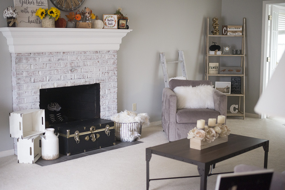 Making A House A Home With Cort Furniture The Samantha Show A