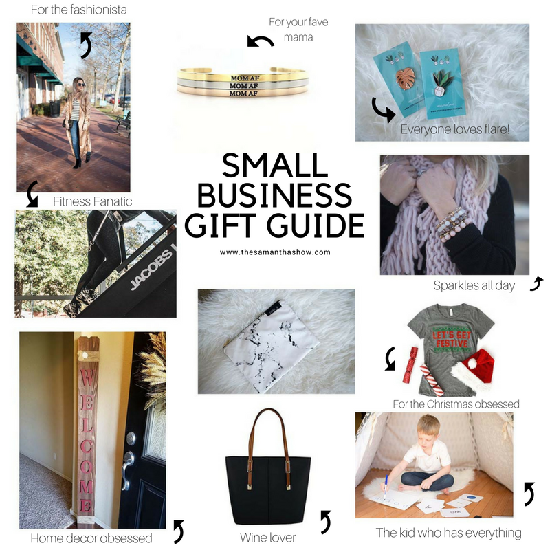 small business gift guide the samantha show a cleveland life