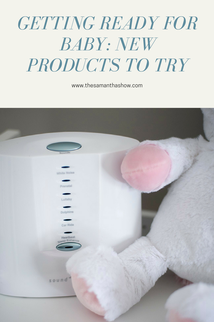 Getting ready for baby: new products to try with your new baby! Featuring a DockATot, mamaRoo4, Covered Goods, and more!