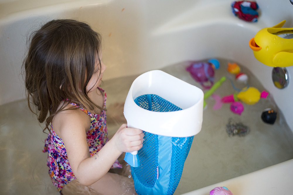 Why bath time is so important for toddlers.