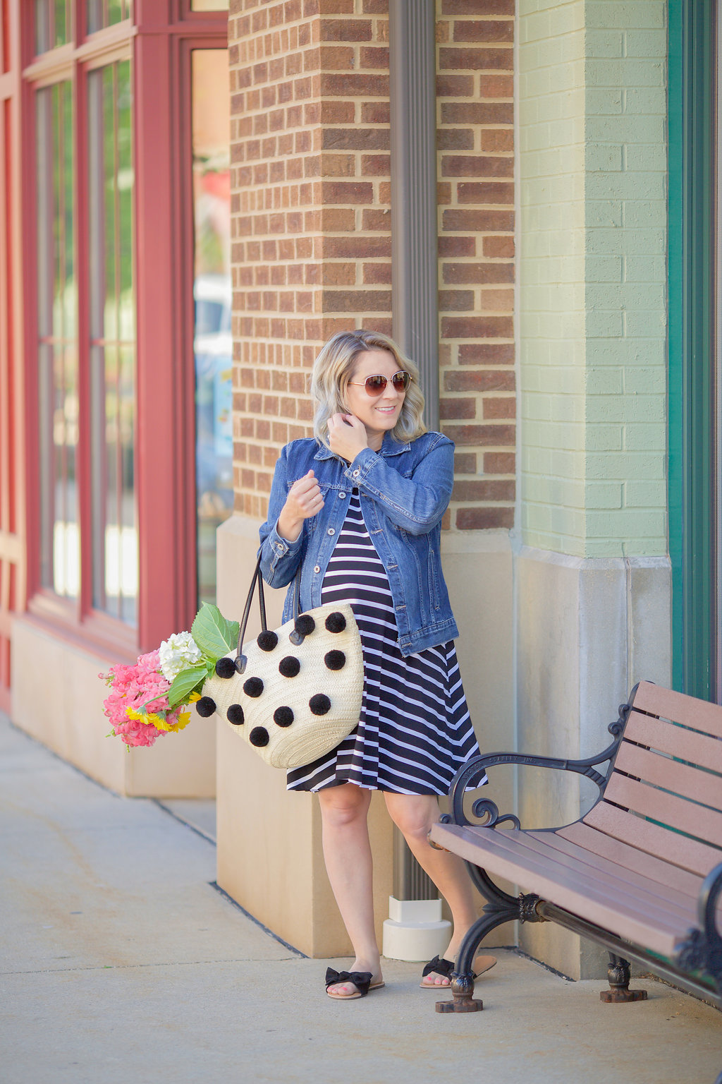 The perfect swing dress under $15