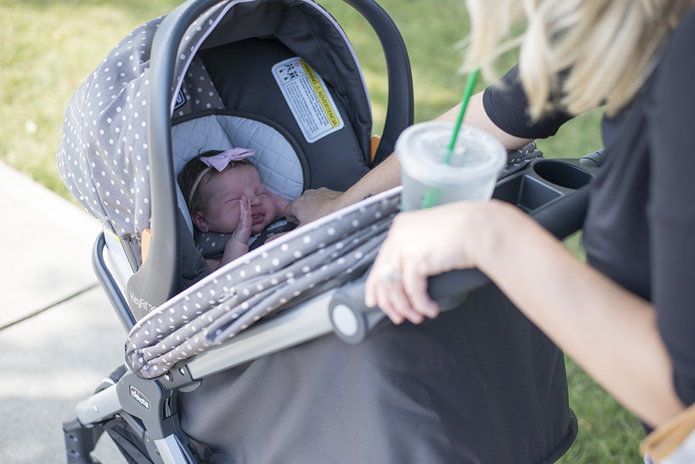 Chicco makes The best lightweight travel system,