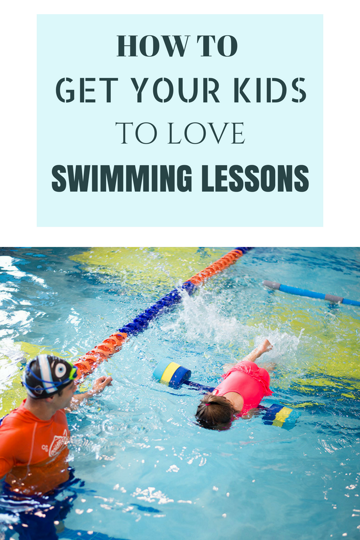 How to get your kids to love swimming lessons at Goldfish Swim School