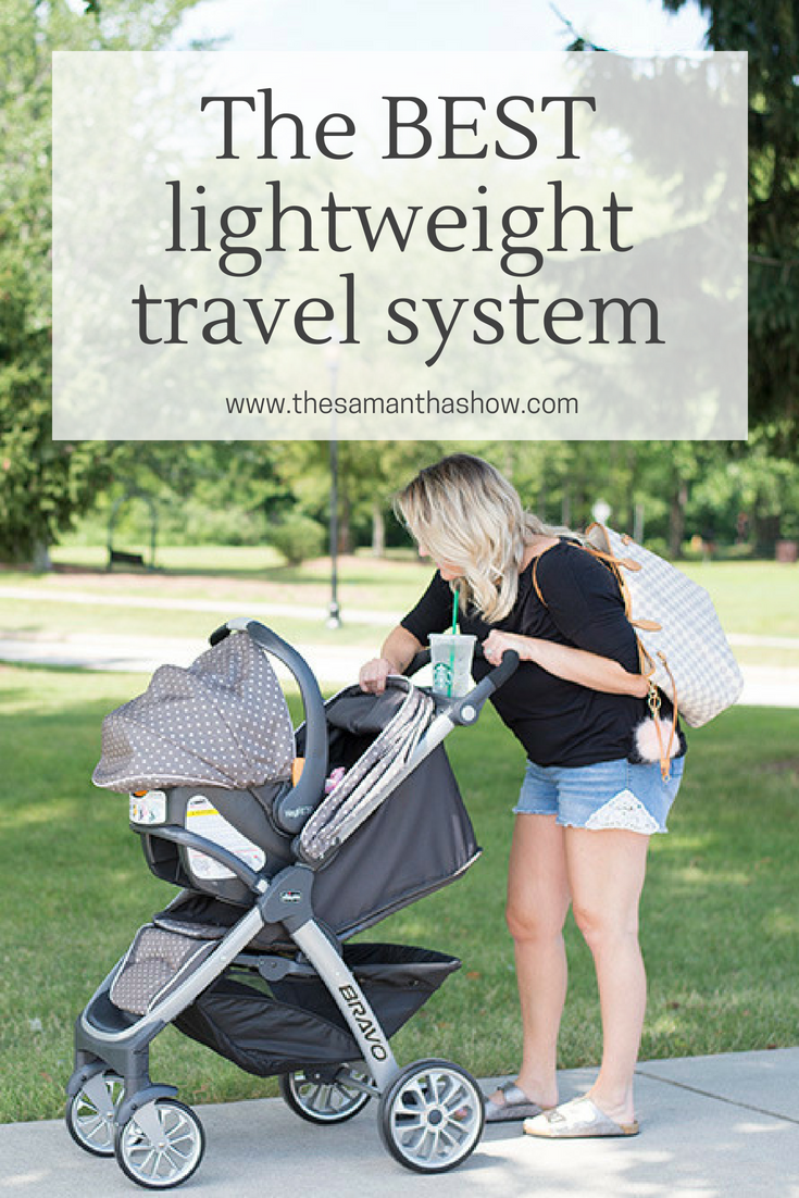 The best lightweight travel system
