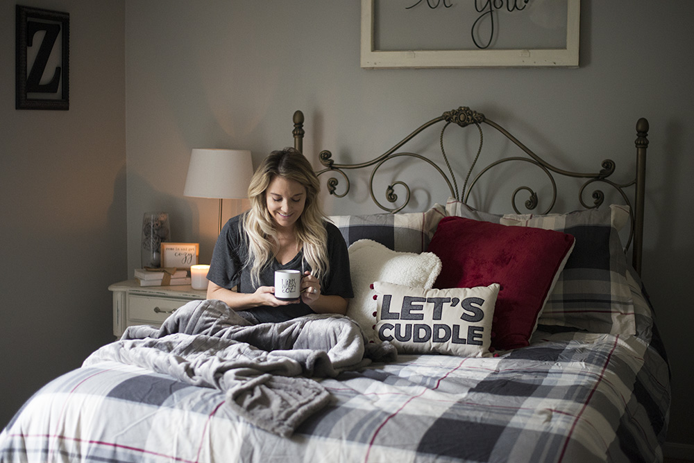 10c55fc96b Cozy winter bedding to keep you warm and snuggly! - The Samantha Show- A  Cleveland Life + Style Blog