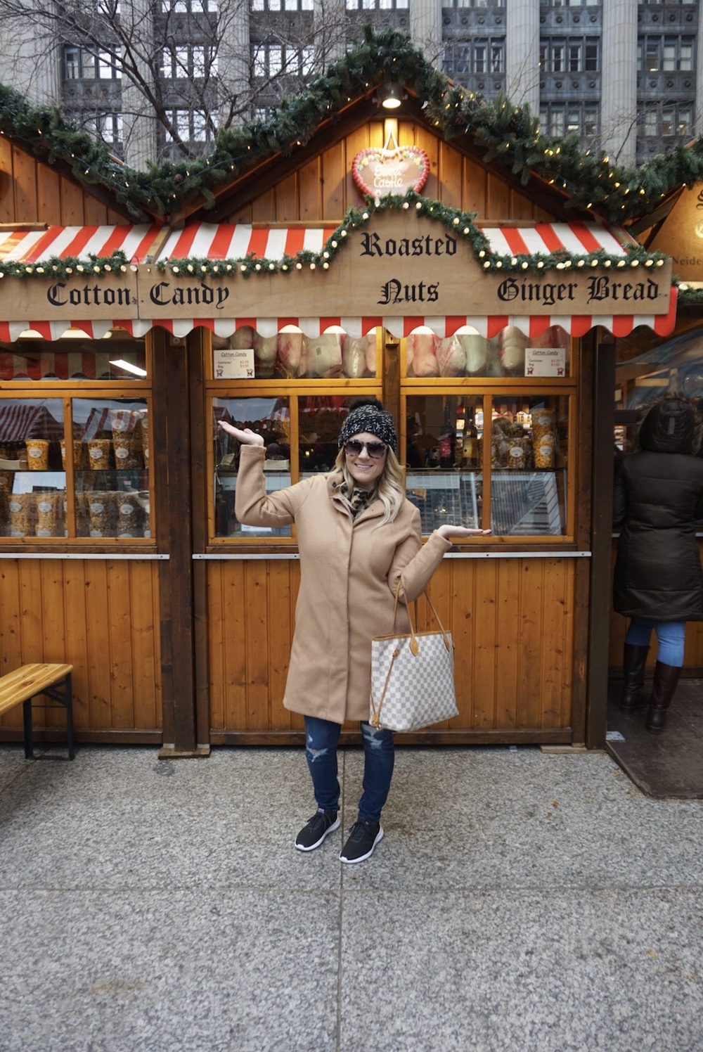 Christkindlmarket is one of the Best things to do in Chicago during the holidays