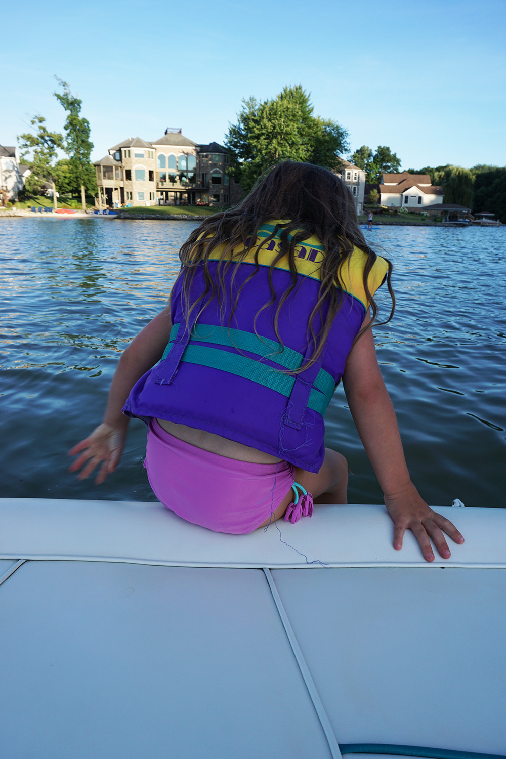 boating safety for kids
