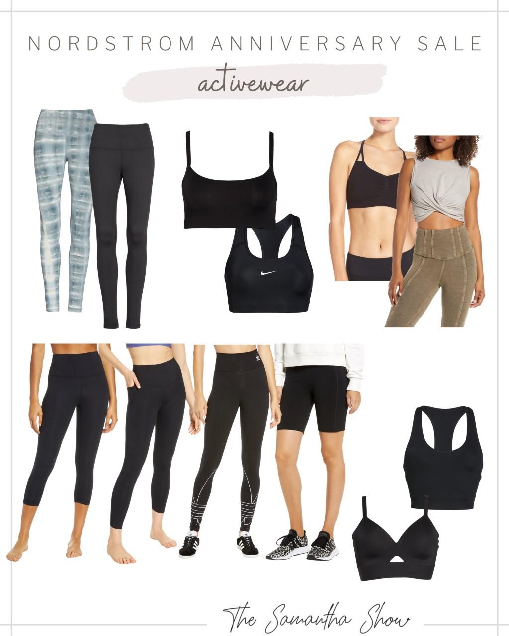 Nordstrom Anniversary Sale: Activewear