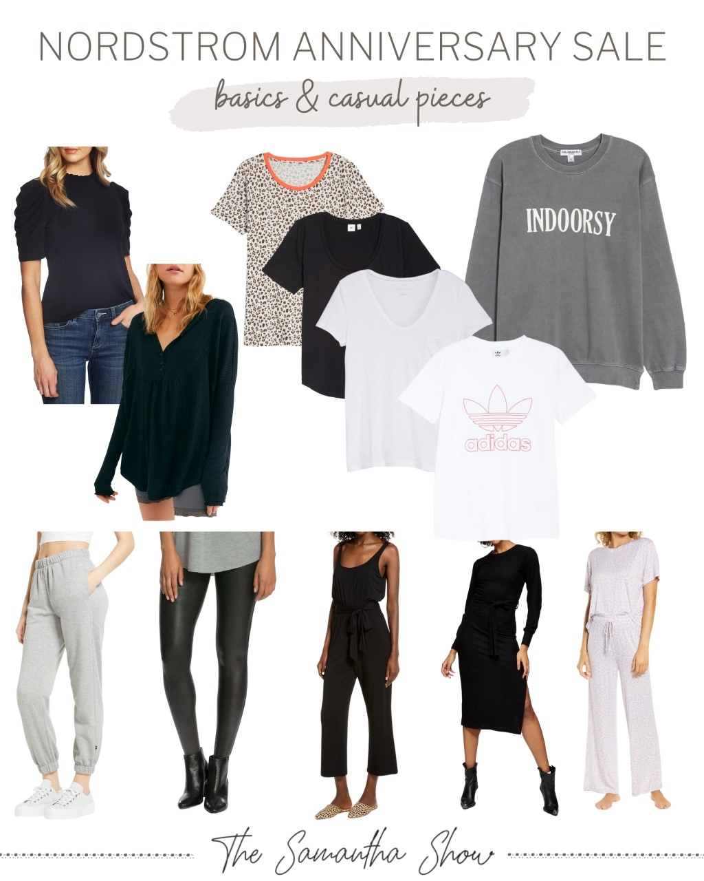 Nordstrom Anniversary Sale: Basics and Casual Pieces