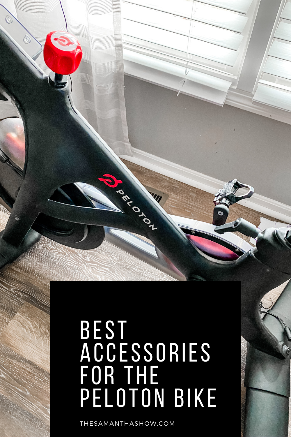 best accessories for the peloton bike